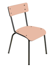 CHAISE DESIGN CORAIL