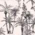 imprimé nude palmier