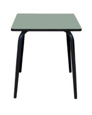 TABLE DE CUISINE KAKI