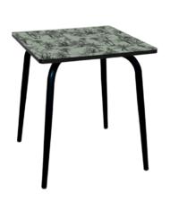 TABLE KAKI PALMIER