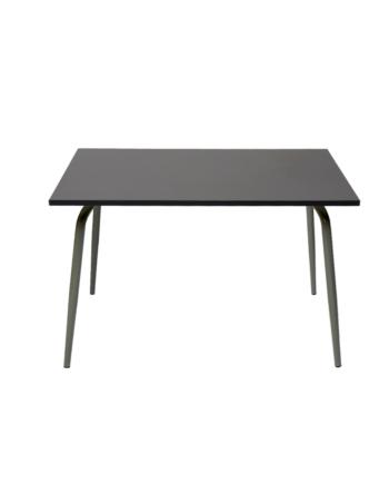 Table de jardin métal