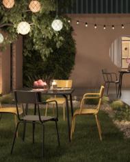Salon de jardin résistant