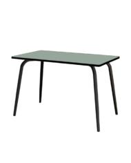 TABLE KAKI RÉTRO DESIGN